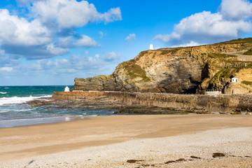 Portreath Beach Cornwall
