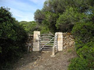 Puerta de Cami de Cavalls, Menorca