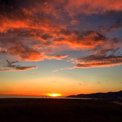 castelldefels~sunset