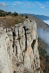 Rock in Crimea