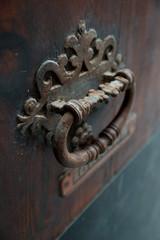 Knock to enter