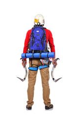 tourist hiker