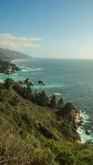 Carmel and Big Sur California USA