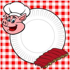 BBQ Chef Invite