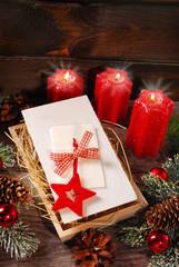 christmas eve wafers