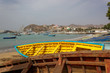 Fishing boats, Mindelo, Sao Vicente island, Cape Verde - 74699441