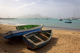 Fishing boats, Mindelo, Sao Vicente island, Cape Verde