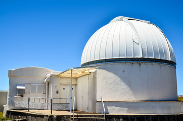 Telescopes of the Teide Astronomical Observatory