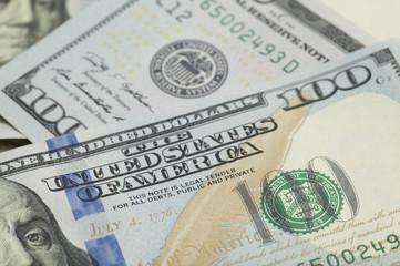 $ 100 bill