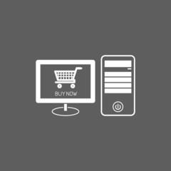 e-shopping icon
