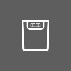 weighting apparatus icon