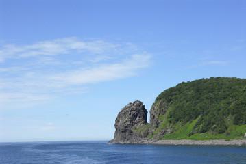 夏のプユニ岬