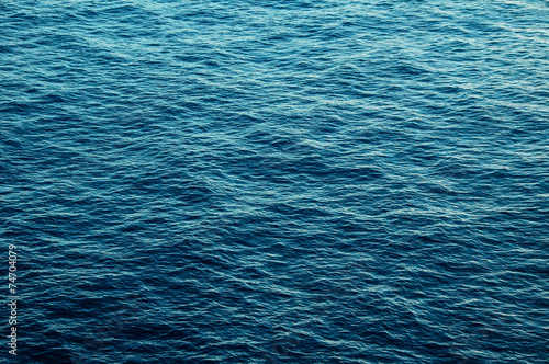 Blue Water Texture - 74704079