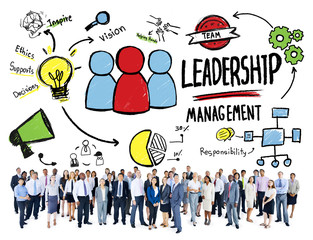Diversity Business Leadership Management Corporate Concept