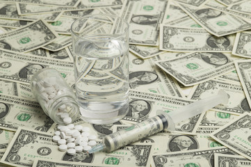 Expensive medical cost