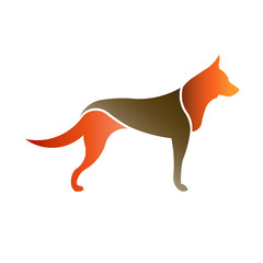 Color Dog logo