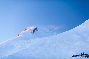Mountains beautiful Elbrus landscape Russia