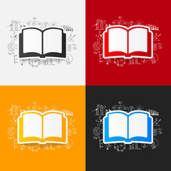 Drawing business formulas: book
