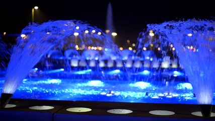 zagreb fountains