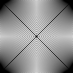 Design monochrome stripy geometric pattern