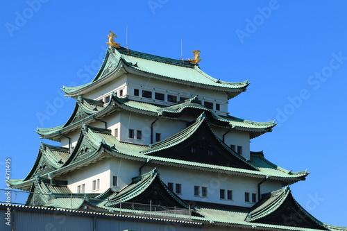 Zdjęcia na płótnie, fototapety, obrazy : 名古屋城