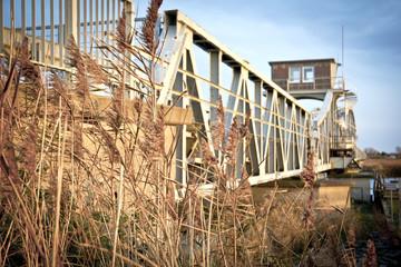 Old vintage bridge