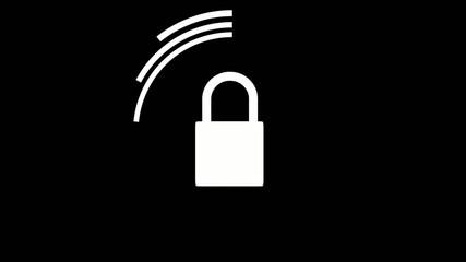 Locking Pad Lock