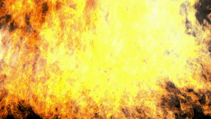 alpha mated fire background