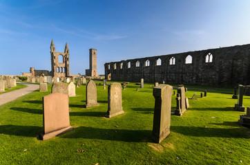 Cimitero Abbazia St. Andrews