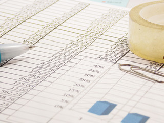 graphique finance
