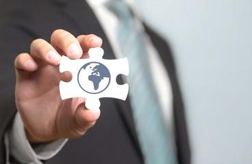 Global - Businesskonzept