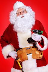 builder santa claus