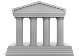 Temple - 3D