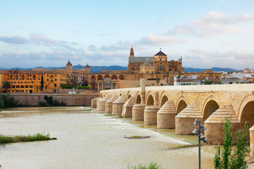 old town of Cordoba, Spain