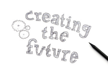Creating the future concept