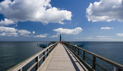 Pier of Sellin