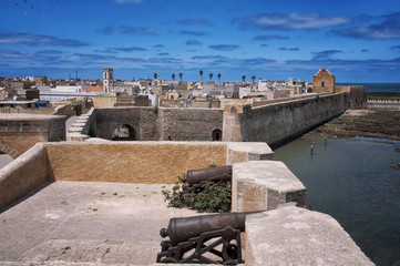 Cannon of Mazagan, El Jadida - a Portuguese Fortified Port City