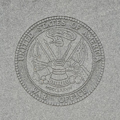 Seal of the United States of America, War Office
