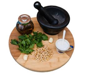 Ingredient for pesto