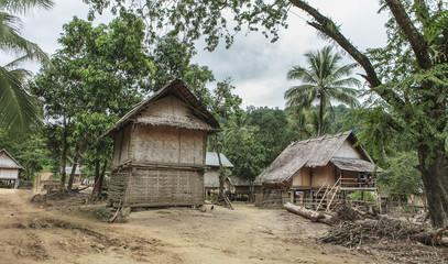 laotien village