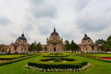Secheni's swimming baths in Budapest