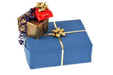Les paquets cadeaux