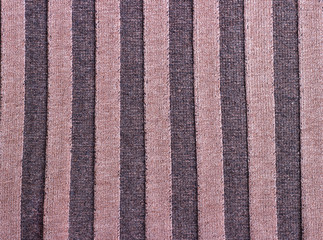 Background from a striped fabric
