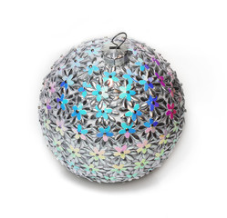 Baubles, handmade Christmas decoration