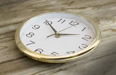 Still Life clock