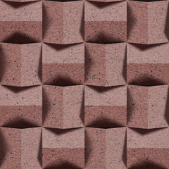 Paper blocks stacked for seamless background