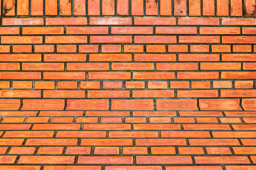 Brick texture background