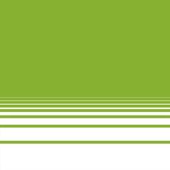 Grüner Hintergrund mit dicken und dünnen weißen Streifen