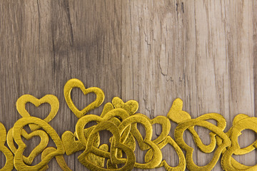 Goldene Herzen