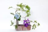 ikebana asia  flower decoration